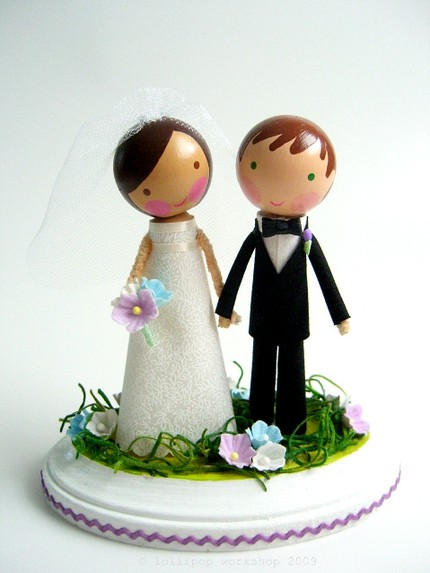 Cute wedding cake toppers Cakeland Designs s Blog